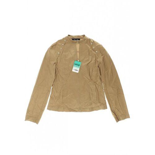 Simclan Damen Jacke beige kein Etikett DE 38