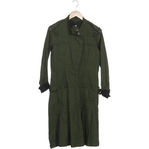Skunkfunk Damen Mantel grün Elasthan Baumwolle INT L