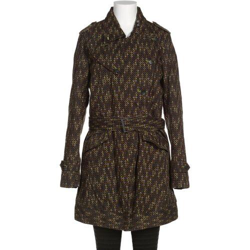 Skunkfunk Damen Mantel braun kein Etikett INT S