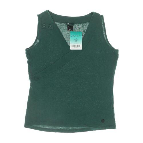 Skunkfunk Damen T-Shirt grün kein Etikett INT XXS