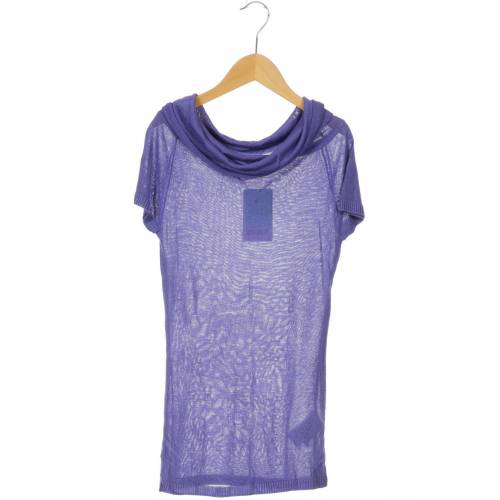 Skunkfunk Damen T-Shirt lila Viskose INT S