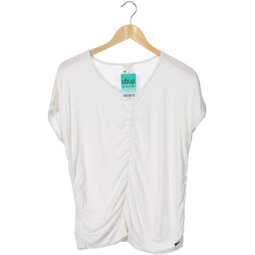 Skunkfunk Damen T-Shirt weiß kein Etikett INT L
