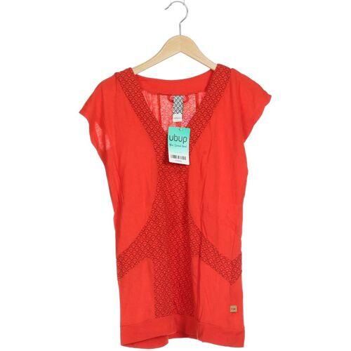 Skunkfunk Damen T-Shirt rot Baumwolle INT S