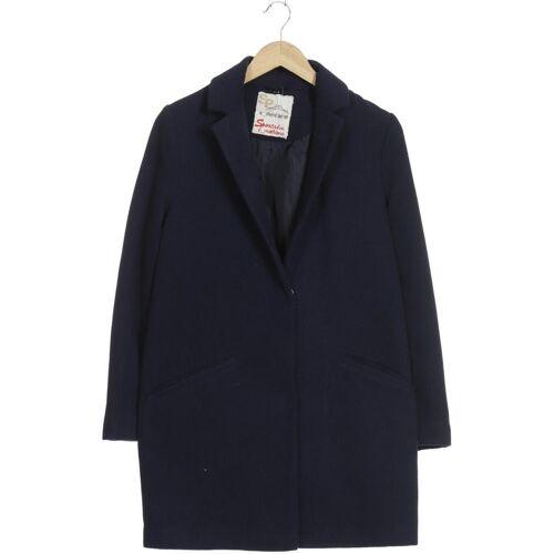 Sportalm Damen Mantel blau kein Etikett INT L