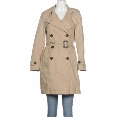 Stefanel Damen Mantel beige kein Etikett EUR 32