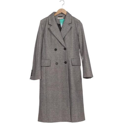 Stefanel Damen Mantel grau kein Etikett INT L