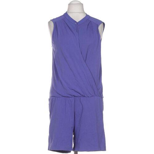 Stefanel Damen Jumpsuit/Overall blau kein Etikett INT L