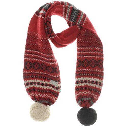 Stefanel Damen Schal rot kein Etikett