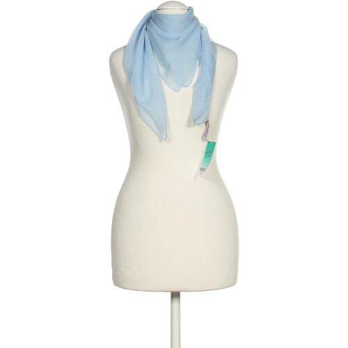 Stefanel Damen Schal blau kein Etikett
