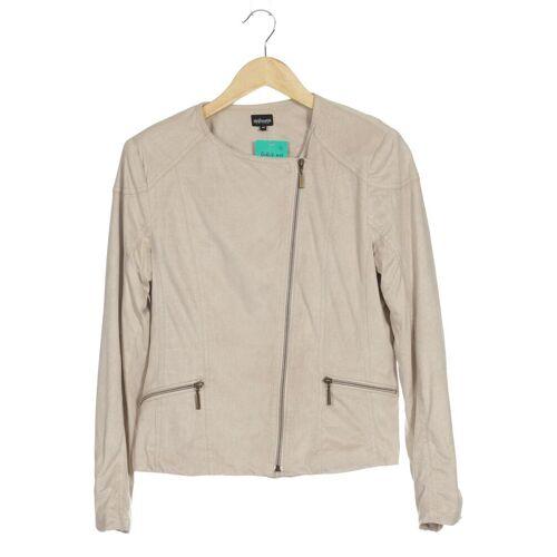Steilmann Damen Jacke beige kein Etikett DE 38