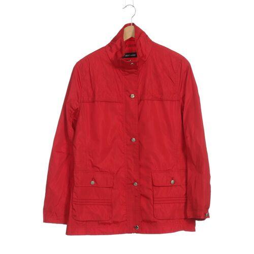 Steilmann Damen Jacke rot Synthetik DE 42