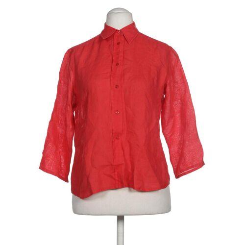 Strenesse Damen Bluse rot Leinen DE 40