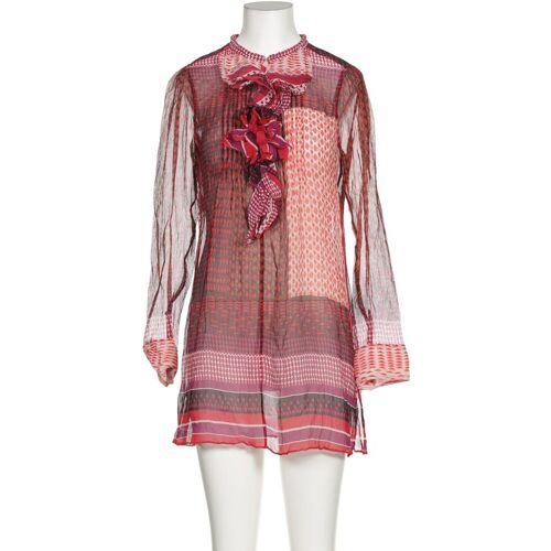 Strenesse Damen Bluse rot Seide DE 40