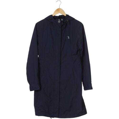 TATONKA Damen Mantel blau Synthetik DE 36