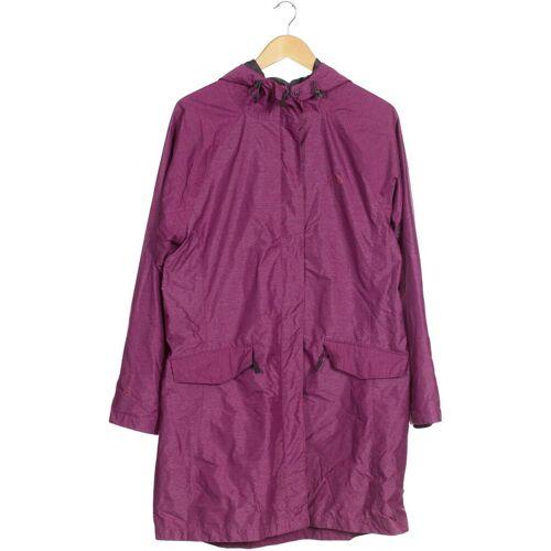TATONKA Damen Mantel lila Synthetik DE 42