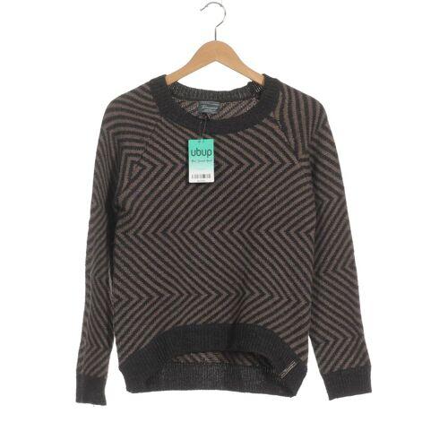 TIMEZONE Damen Pullover grau Synthetik Wolle INT S
