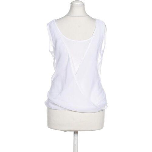 TRAMONTANA Damen Bluse weiß Viskose INT XS