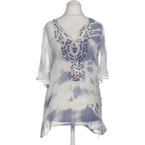 TRAMONTANA Damen Bluse blau kein Etikett INT S