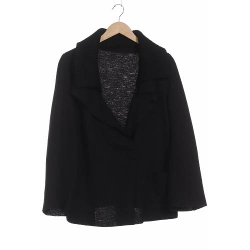 TUZZI Damen Jacke schwarz Wolle DE 40