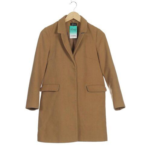 Topshop Damen Mantel beige kein Etikett EUR 36