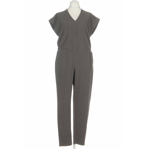 Triangle by s.Oliver Damen Jumpsuit/Overall grün Elasthan Synthetik DE 44