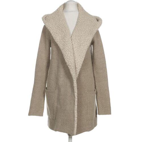 Twintip Damen Mantel beige Elasthan Synthetik Wolle INT XS