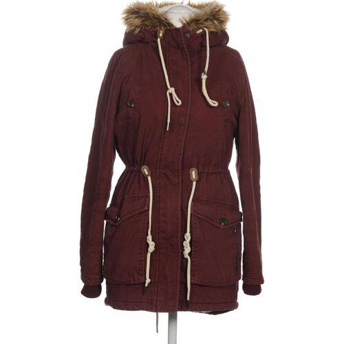 Twintip Damen Mantel rot Baumwolle Synthetik INT M