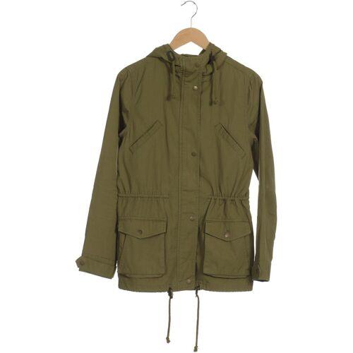 Twintip Damen Mantel grün Baumwolle INT M