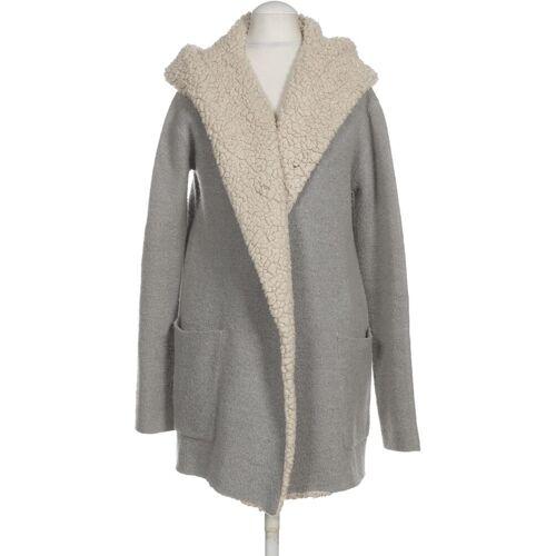 Twintip Damen Mantel grau Elasthan Synthetik Wolle INT XS