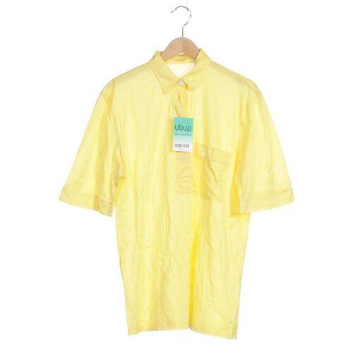 Van Laack Damen Poloshirt DE 36 gelb