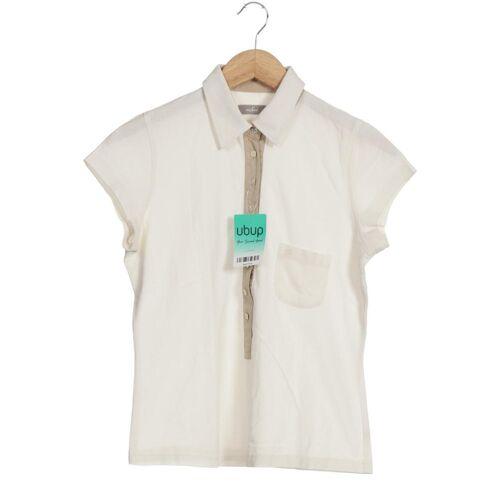 Van Laack Damen Poloshirt INT M weiß