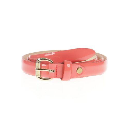 Vanzetti Damen Gürtel pink Leder 85