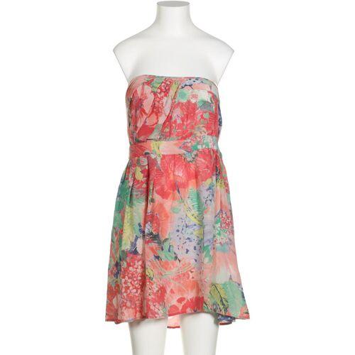 WAREHOUSE Damen Kleid pink Seide DE 38
