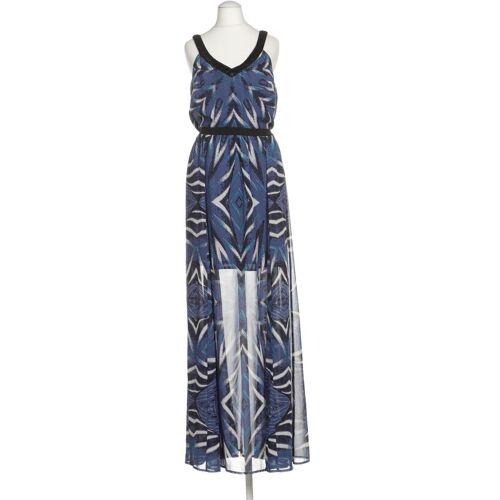 WAREHOUSE Damen Kleid DE 36 blau