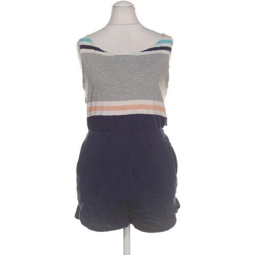 Weekday Damen Jumpsuit/Overall blau Baumwolle INT S