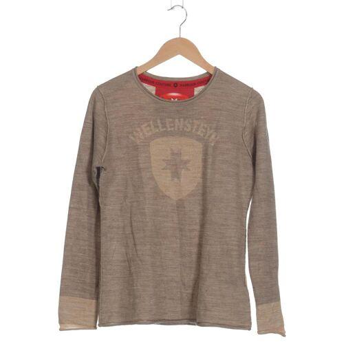 Wellensteyn Damen Pullover braun Synthetik Wolle INT M