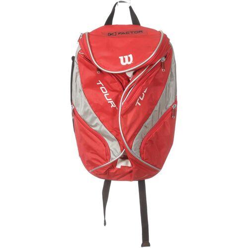 Wilson Damen Rucksack rot kein Etikett