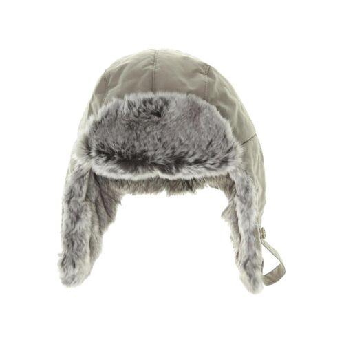 Woolrich Damen Hut/Mütze grau kein Etikett INT M