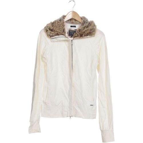 Woolrich Damen Jacke weiß kein Etikett INT M