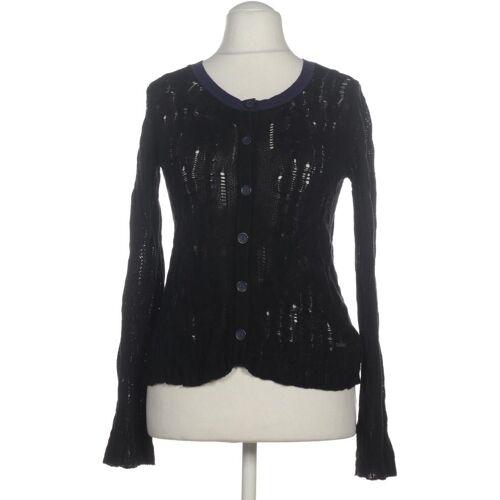 Woolrich Damen Strickjacke schwarz Baumwolle INT M