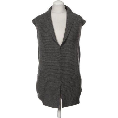 Woolrich Damen Strickjacke grau Wolle INT S