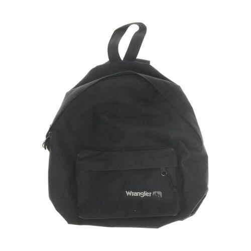 Wrangler Damen Rucksack schwarz kein Etikett