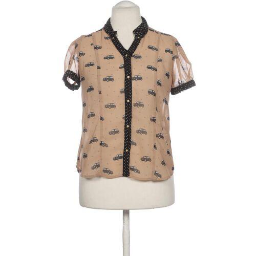Yumi Damen Bluse braun kein Etikett EUR 40