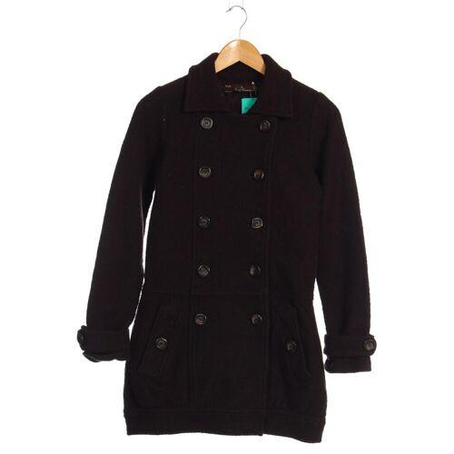 ZARA Damen Mantel braun Wolle INT M
