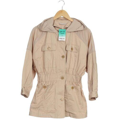 Stefanel Damen Mantel beige kein Etikett INT S