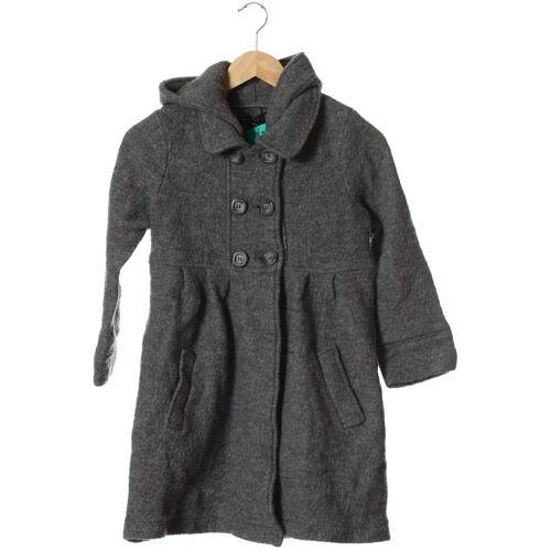 ZARA Damen Mantel grau Wolle INT M