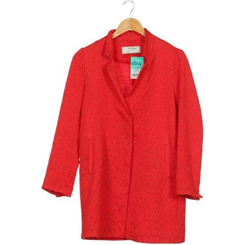 ZARA Damen Mantel rot kein Etikett INT S