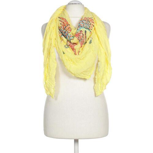 ZARA Damen Schal gelb kein Etikett