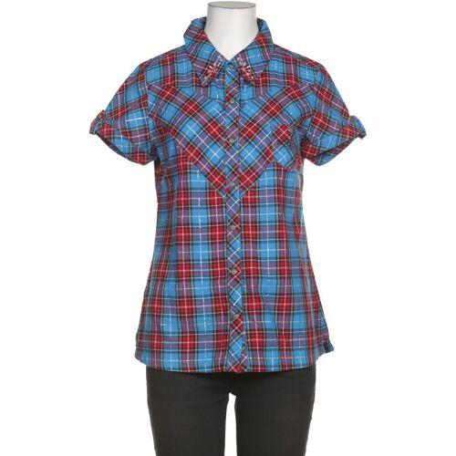Zimtstern Damen Bluse blau Baumwolle INT M