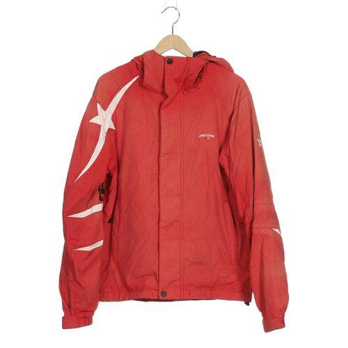 Zimtstern Damen Jacke rot Synthetik INT L